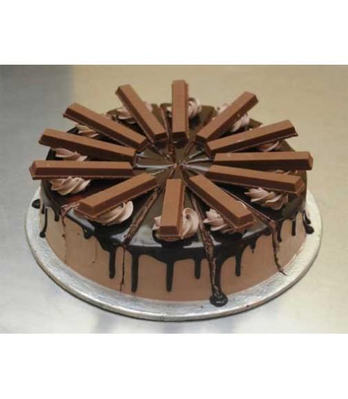 Kitkat Cake (1/2 kg)