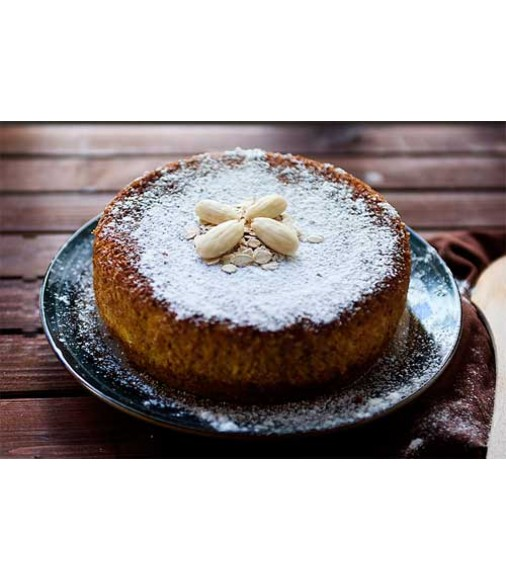 Oats and Almond Cake (Min. 1/2 kg)