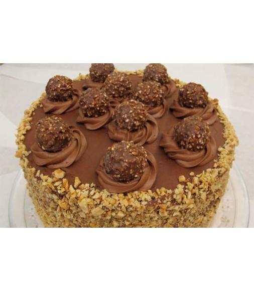 Ferrero Rocher Cake (1/2 kg)