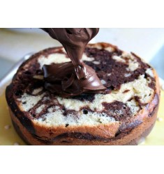 Marble cake (any flavor) (1/2 kg)