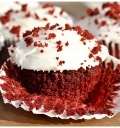 Red Velvet Cup cakes (Set of 6)