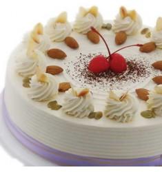 Vanilla Cake (1/2 kg)